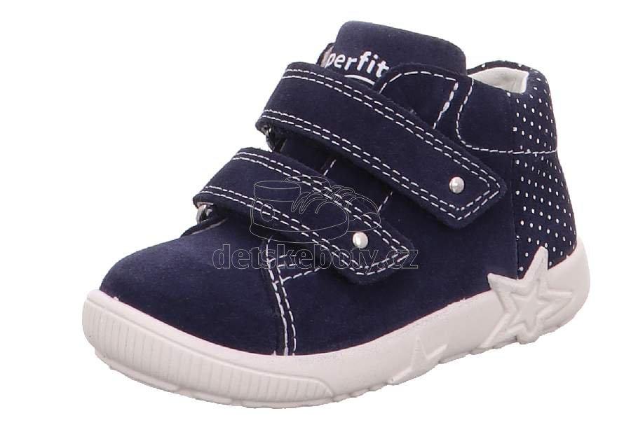 Dětské celoroční boty Superfit 6-09436-80