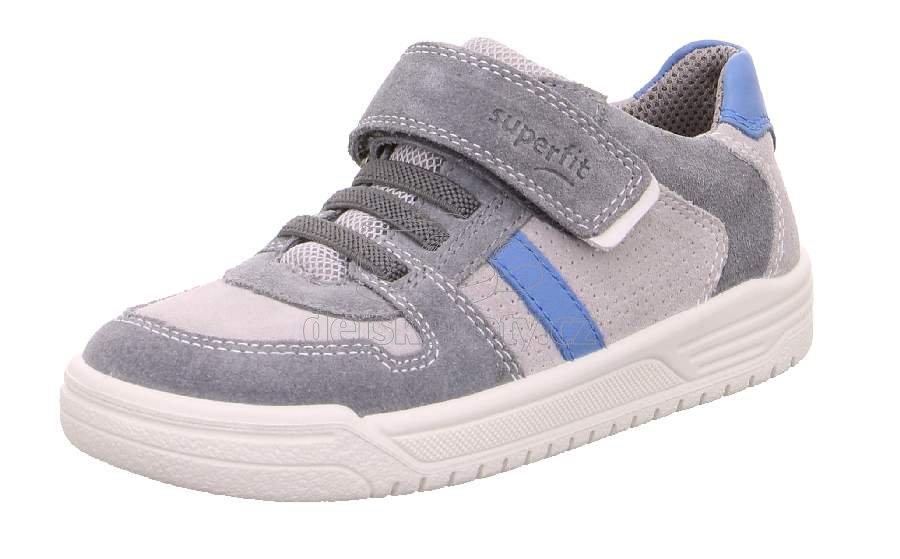 Detské celoročné topánky Superfit 6-06055-26