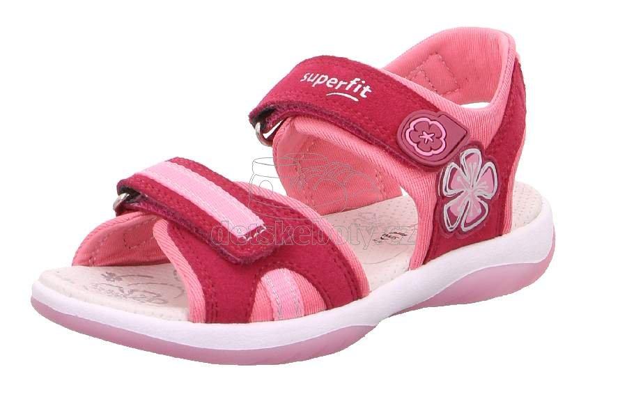 Detské letné topánky Superfit 6-06127-50