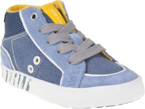 Dětské celoroční boty Geox B02A7E 0NB22 C4B4S