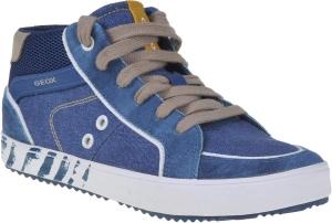 Dětské celoroční boty Geox J022CD 0NB22 C4289