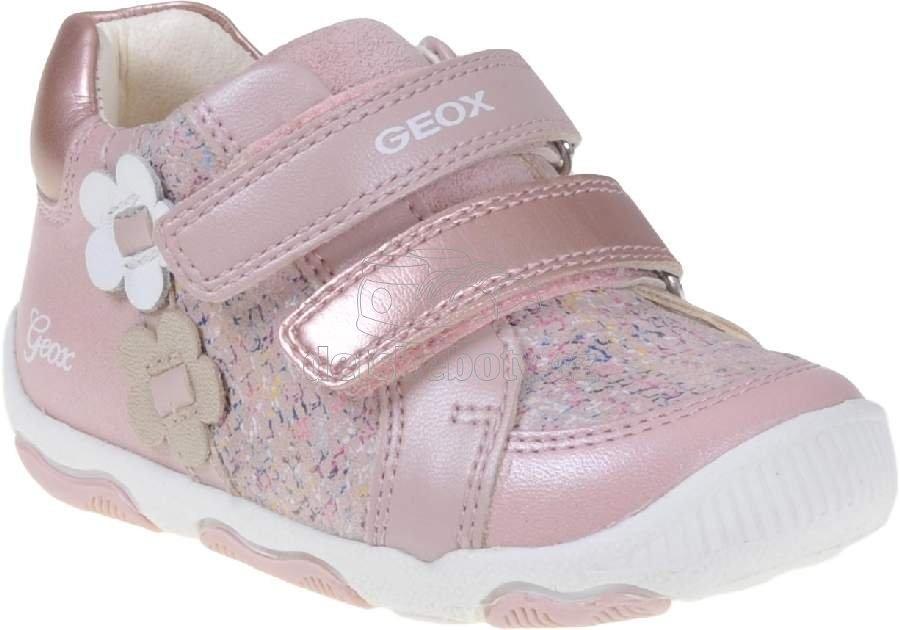 Egész évben hordható gyerekcipő Geox B020QA 00744 C8172
