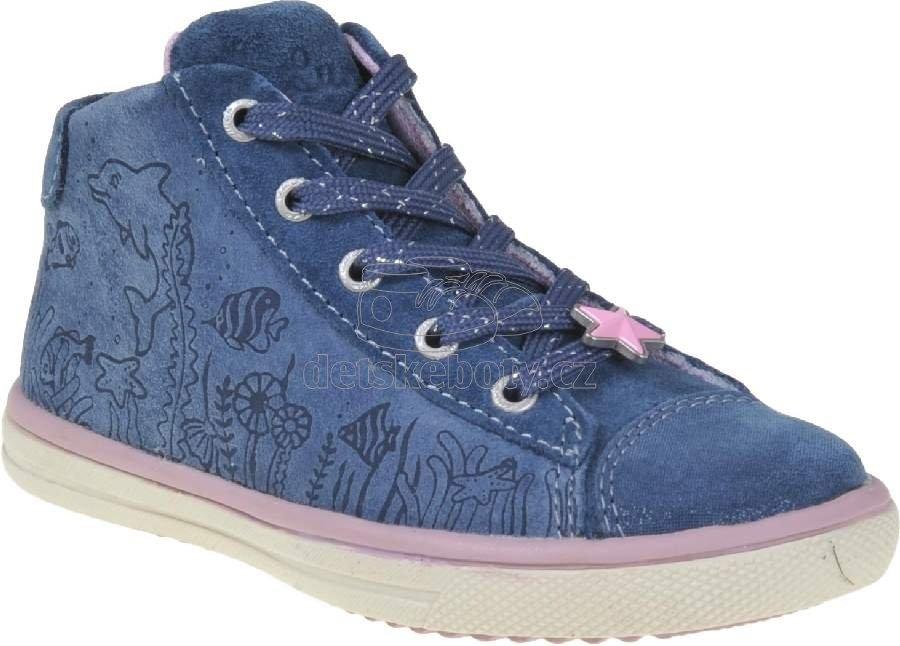 Dětské celoroční boty Lurchi 33-13676-42