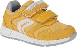 Dětské celoroční boty Geox J949EC 014AF C0897