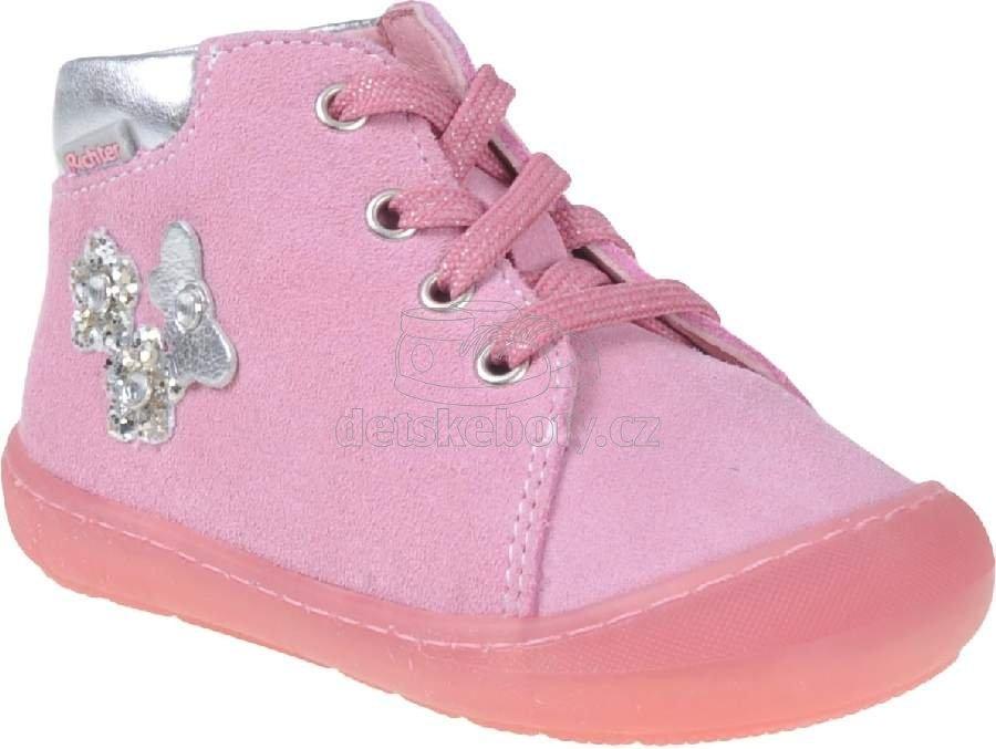 Dětské celoroční boty Richter 0445-7112-1101