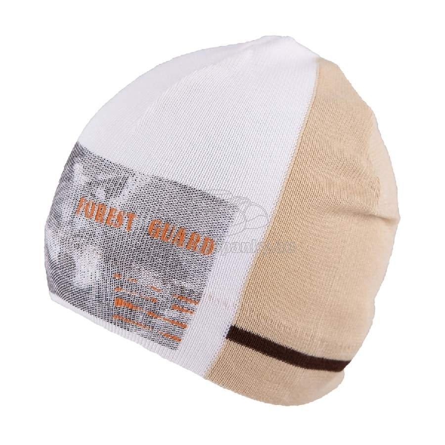 Detská jarná čiapka TUTU 3-002503 beige