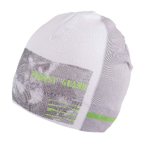 Detská jarná čiapka TUTU 3-002503 grey