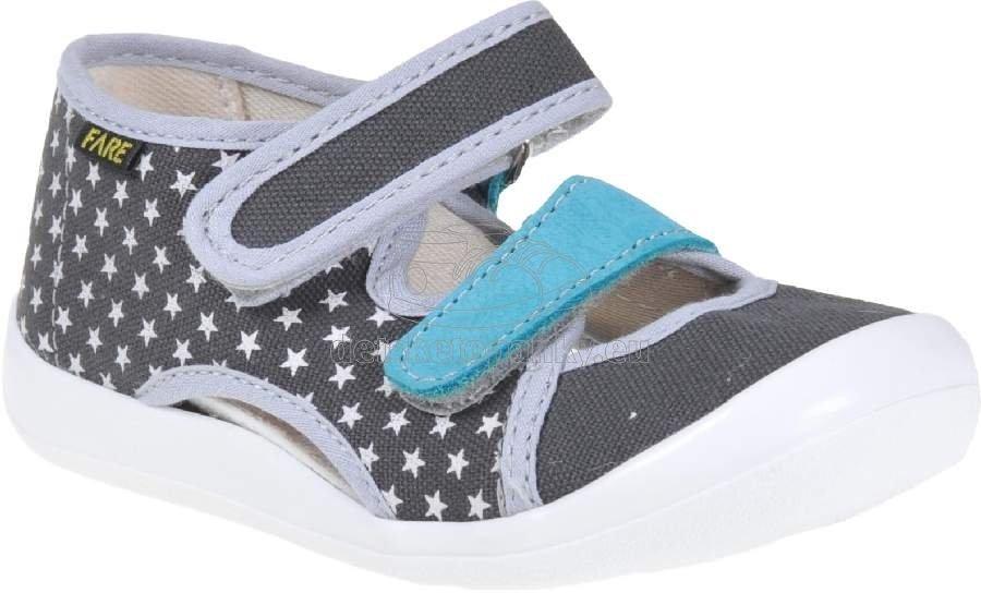 Detské topánky na doma Fare 4118461