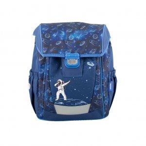 Hama Školní aktovka pro prvňáčky Astronaut,  Super lehká, hmotnost 0,65 kg