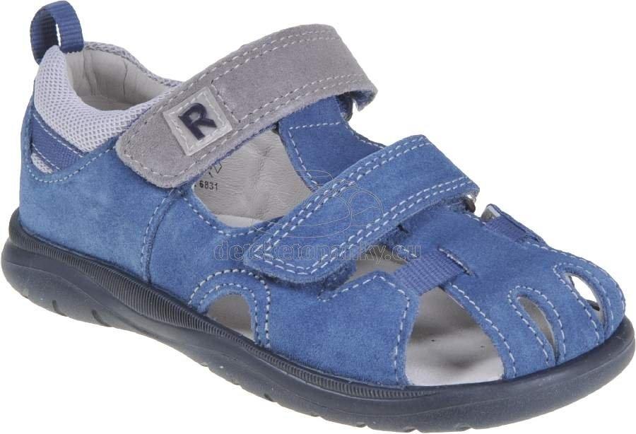 Detské letné topánky Richter 2605-7112-6831