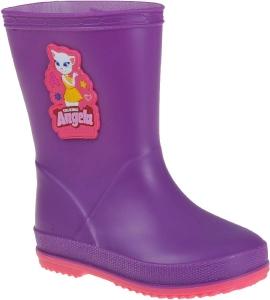 Gyerek gumicsizma Coqui 8505 purple/Lt.fuchsia