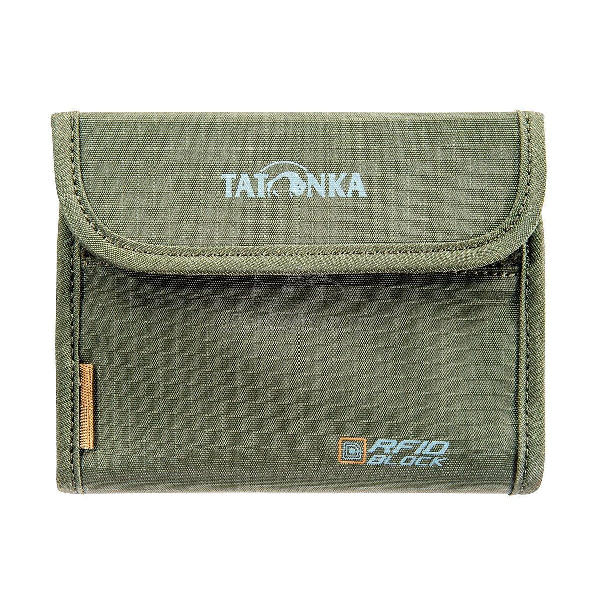 Tatonka Euro Wallet RFID B (olive)