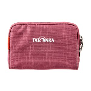 Tatonka Big Plain Wallet (bordeaux red)