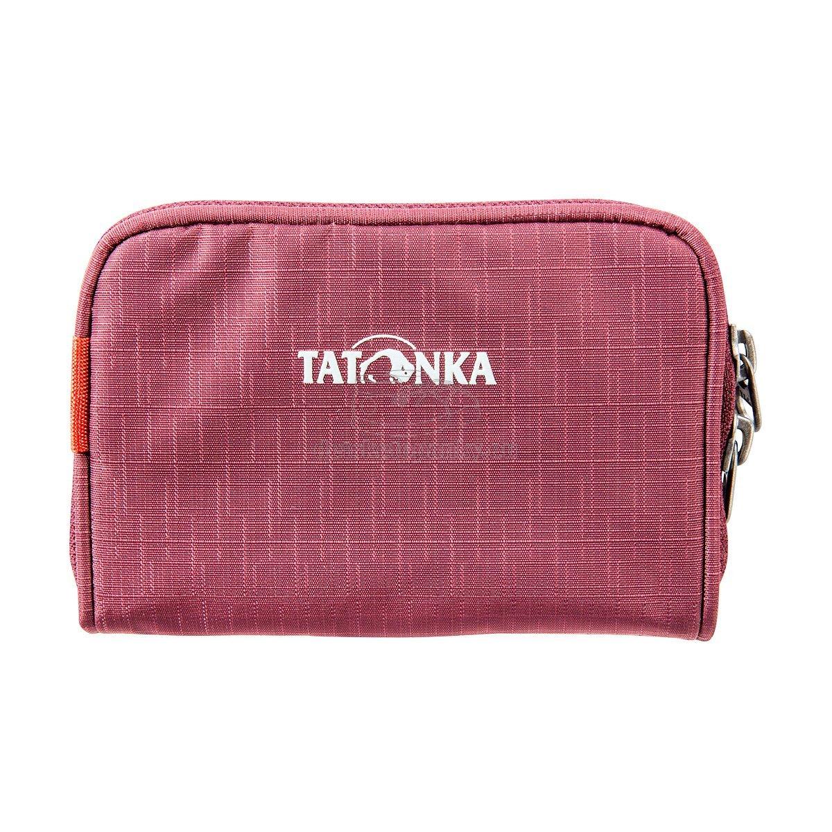 Tatonka Big Plain Wallet (bordeaux red)