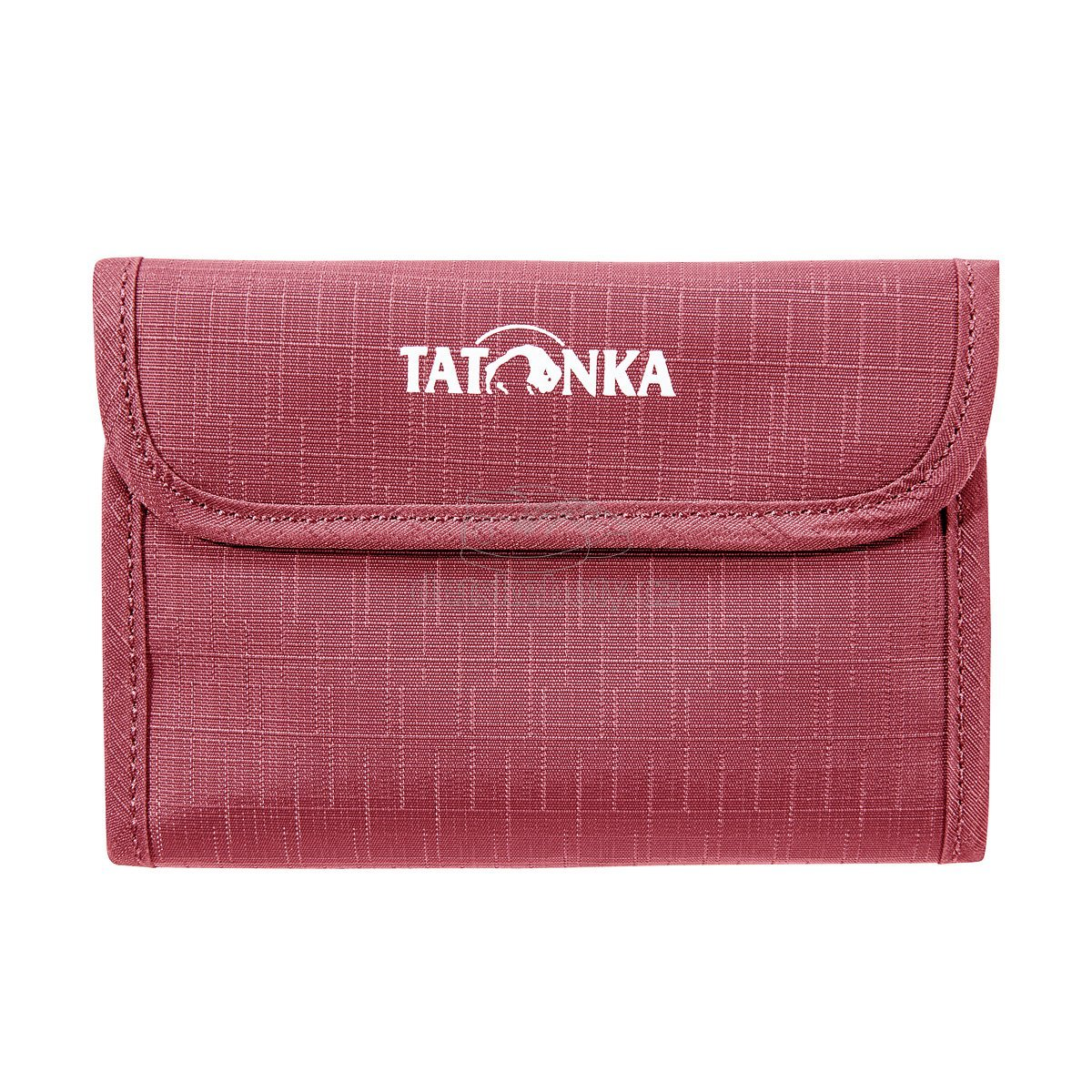 Tatonka Money Box (bordeaux red)
