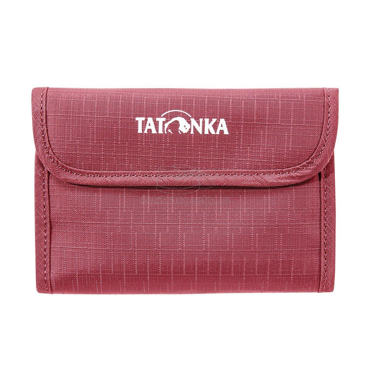 Tatonka Money Box (bordeaux red)