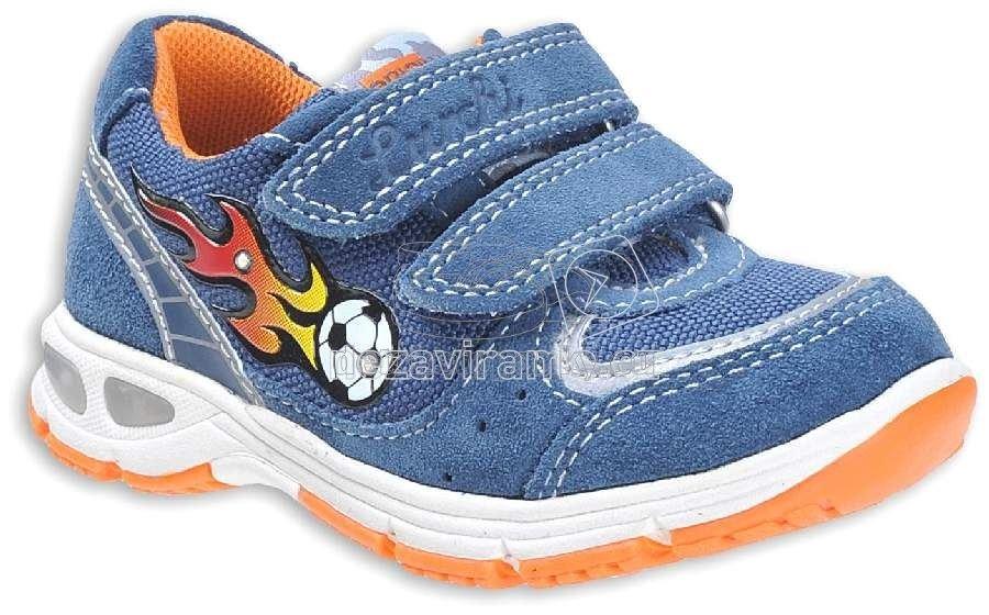 Detské celoročné topánky Lurchi 33-14960-42
