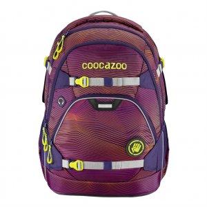 Školní batoh coocazoo ScaleRale, Sonicl.Purple, certifikát AGR