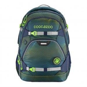 Školní batoh coocazoo ScaleRale, Sonicli.Green, certifikát AGR