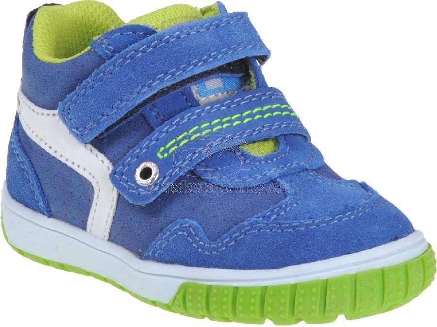 Detské celoročné topánky Lurchi 33-14679-22