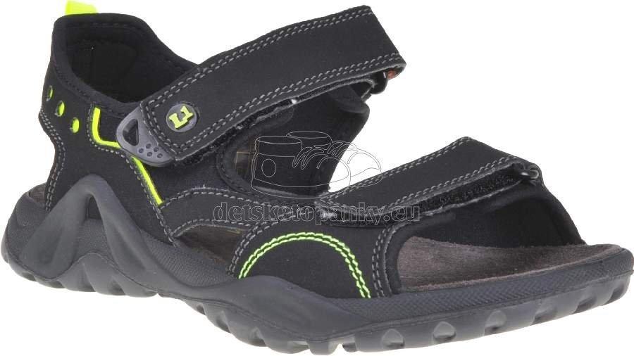 Detské letné topánky Lurchi 33-18906-41