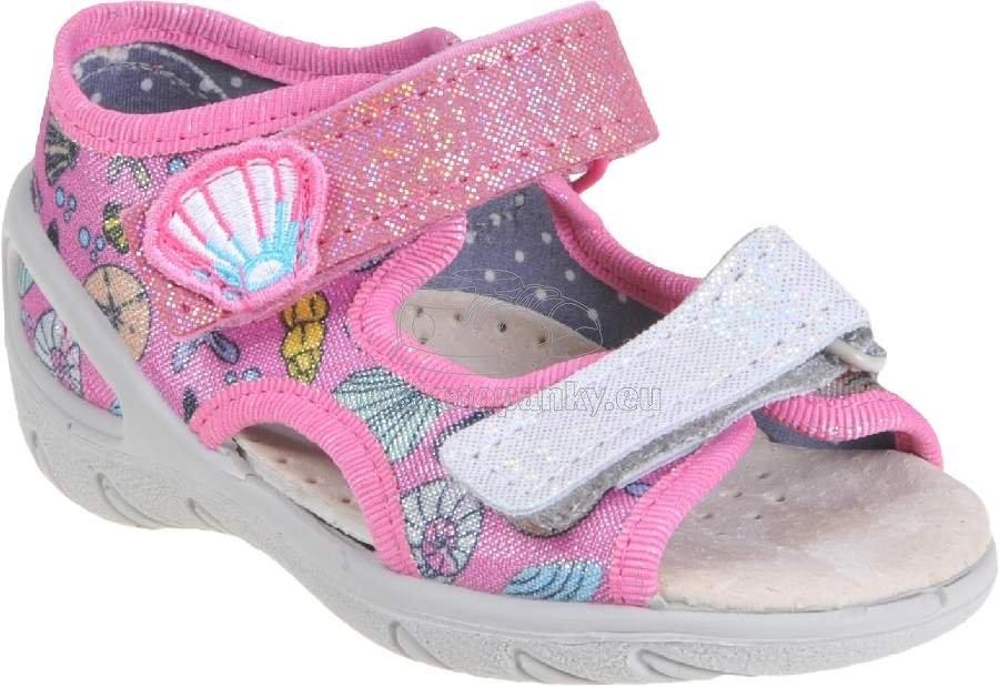 Domáca obuv Befado 065 P 134