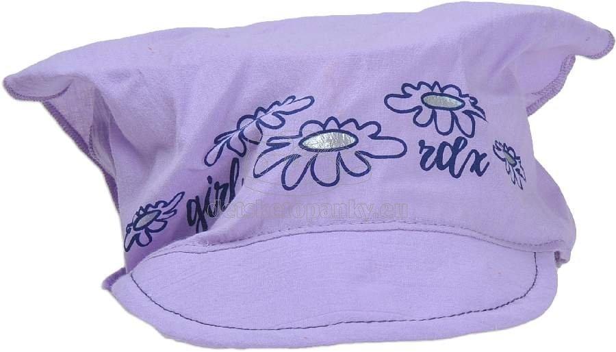 Detská letná čiapka Radetex 7650-2