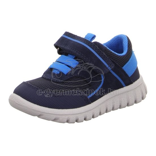 Egész évben hordható gyerekcipő Superfit 5-06196-80