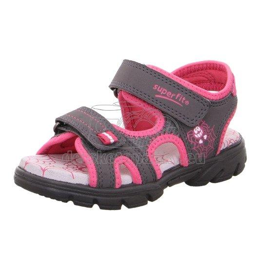 Detské letné topánky Superfit 4-09180-21