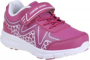Dětské celoroční boty Lanson 159-137 purple/white