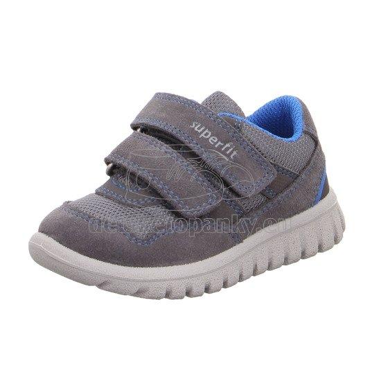Detské celoročné topánky Superfit 5-09191-20