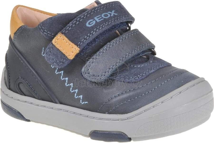 Egész évben hordható gyerekcipő Geox B943DA 0CL22 C4002