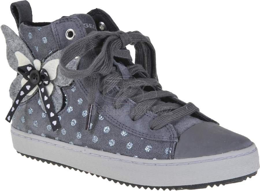 Dětské celoroční boty Geox J944GL 00022 C9002