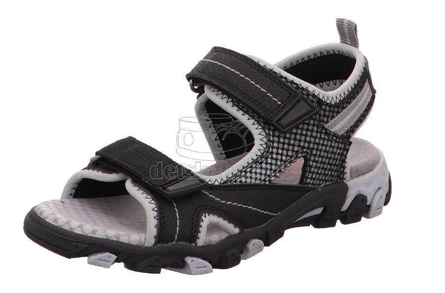 Detské letné topánky Superfit 6-09450-00