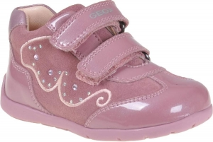 Dětské celoroční boty Geox B9451A 022HI C8006