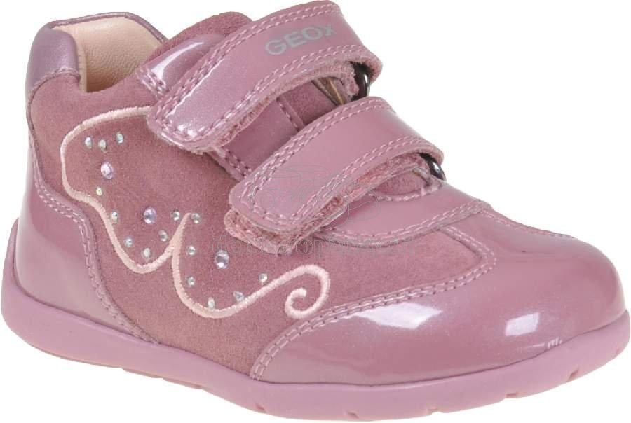 Detské celoročné topánky Geox B9451A 022HI C8006