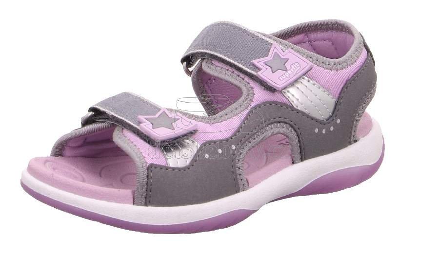 Dětské letní boty Superfit 6-06129-25
