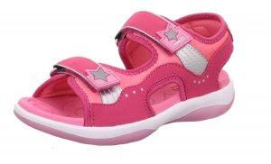 Detské letné topánky Superfit 6-06129-55