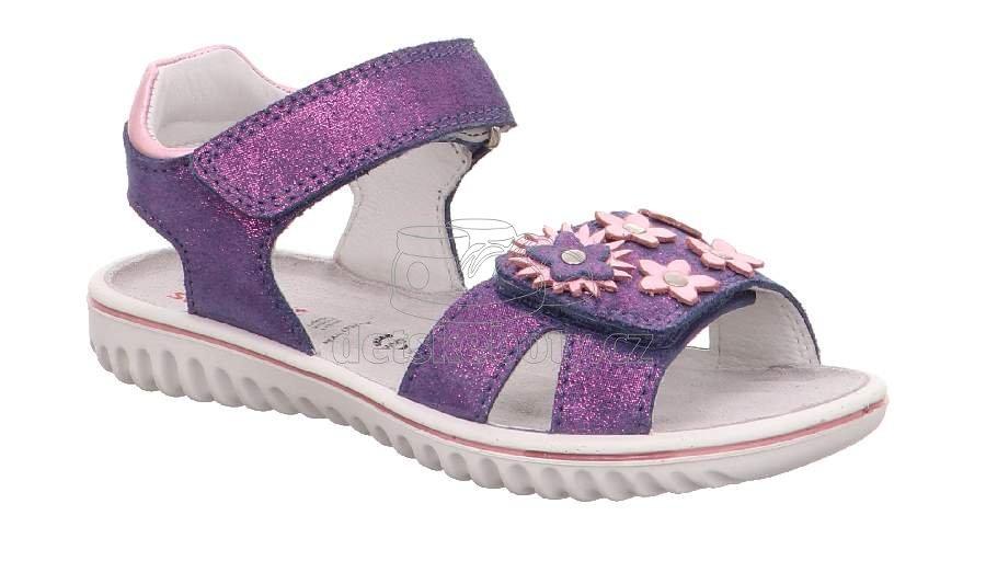 Detské letné topánky Superfit 6-09005-80