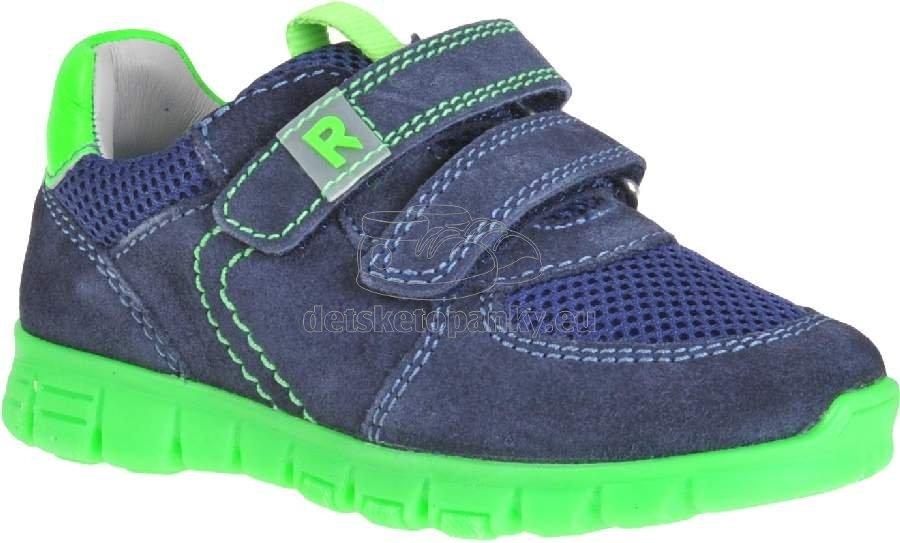 Detské celoročné topánky Richter 6627-7111-7201