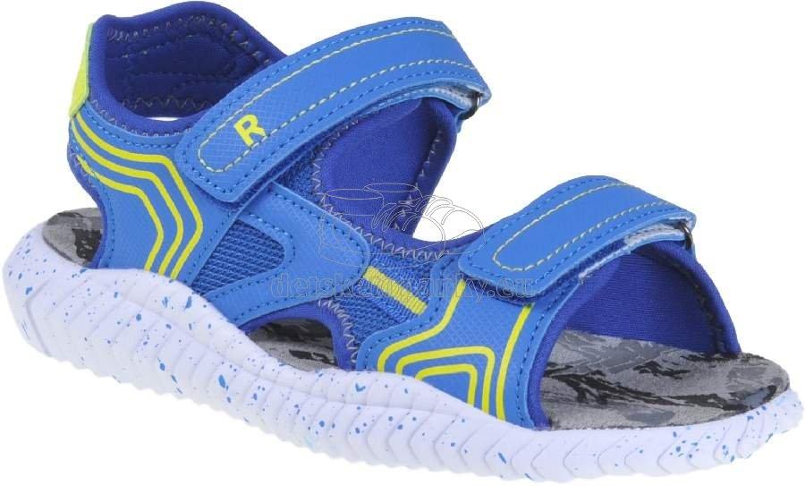 Detské letné topánky Richter 8405-7171-7001
