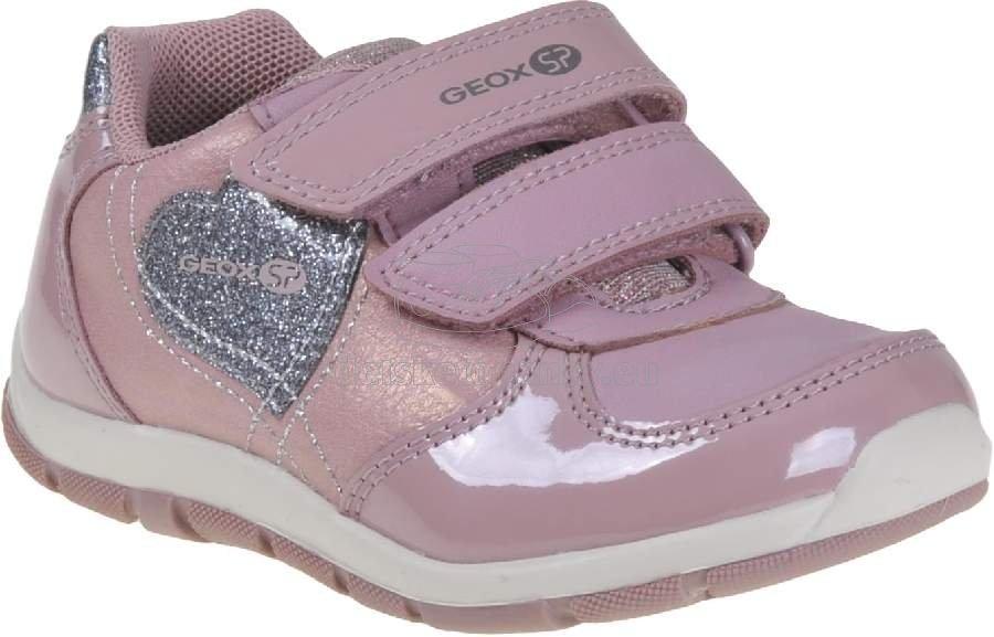 Detské celoročné topánky Geox B943YA 0KNPV C8366