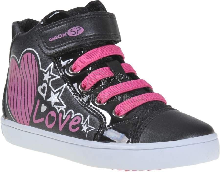 Detské celoročné topánky Geox J944NA 00254 C0922