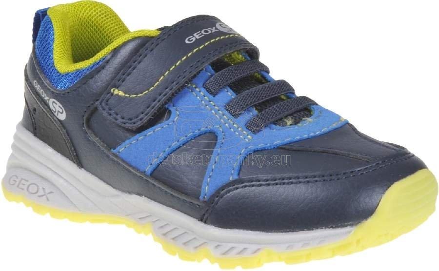 Detské celoročné topánky Geox J9411B 0BUCE C4226