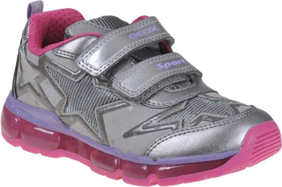 Detské celoročné topánky Geox J9445B 0DHAJ C1A8N