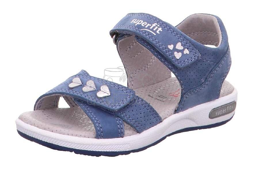 Detské letné topánky Superfit 6-06132-80