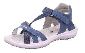 Detské letné topánky Superfit 6-09203-81