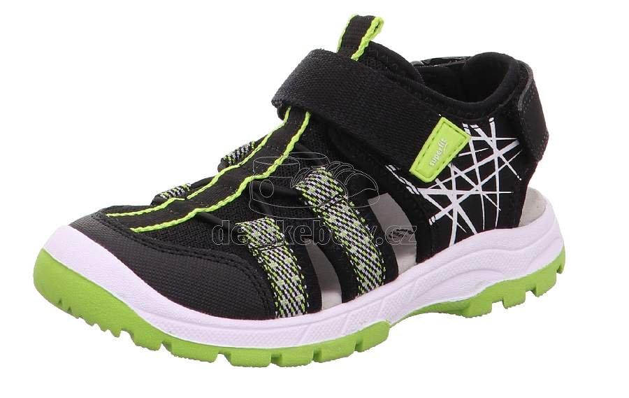 Detské letné topánky Superfit 6-09025-00