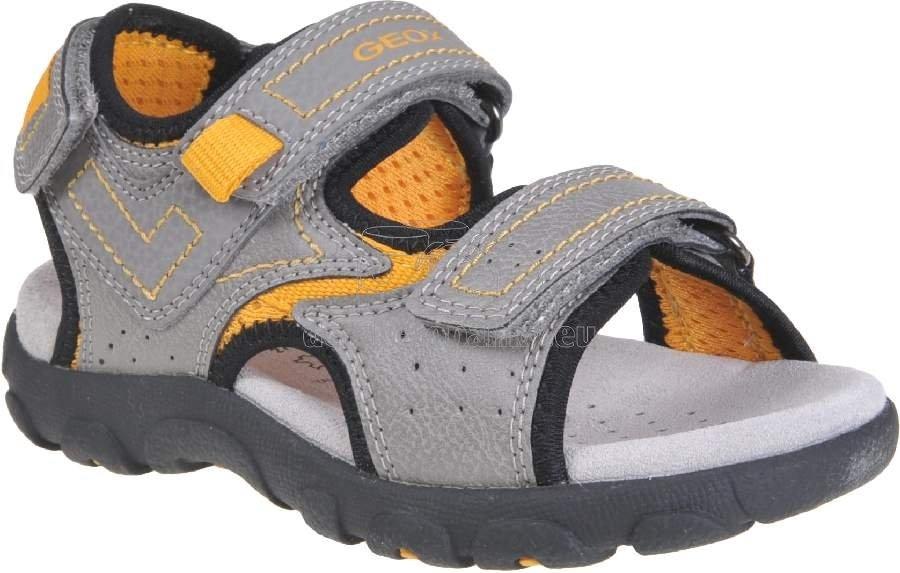Detské letné topánky Geox J0224A 0MECE C1717