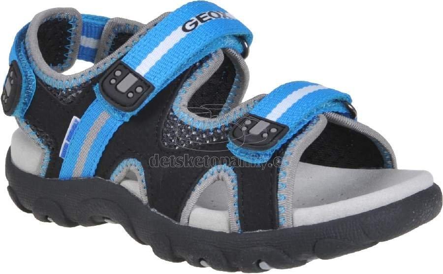 Detské letné topánky Geox J0224B 0CE14 C0035